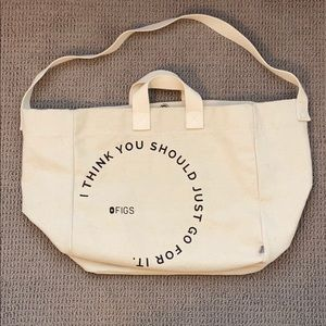 Figs-Go For It Tote
